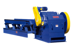 Cross-feed One-Shaft Crusher