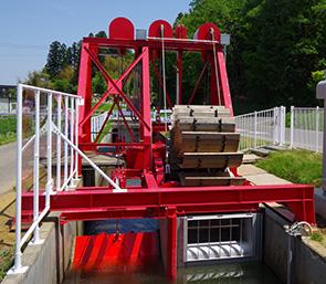 マイクロ水力発電システム