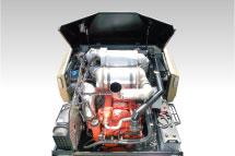 スカニアエンジン