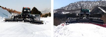 Pressure Snow Rotor