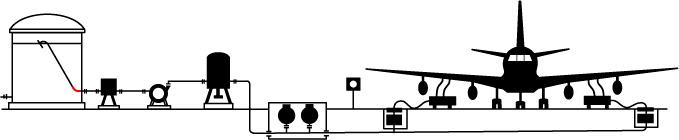 スイングジョイント接続図