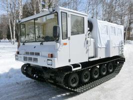 自衛隊用雪上車